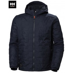 KENSINGTON HOODED LIFALOFT JACKET