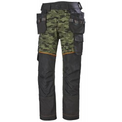 PANTALÓN HH CHELSEA EVOLUTION CAMO CONSTRUCTION PANT