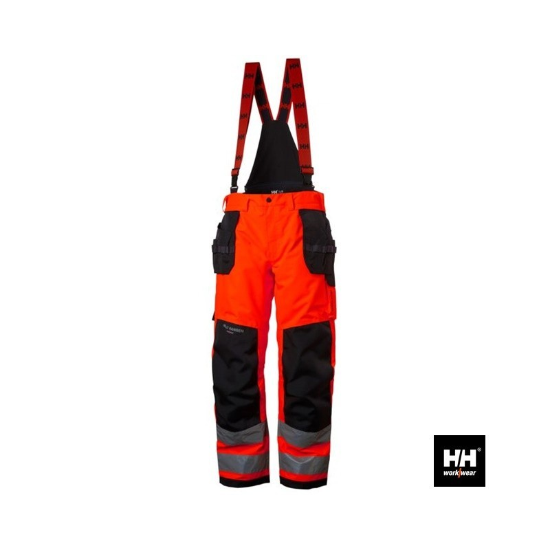 HH ALNA SHELL CONSTUCTION PANT CL2