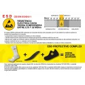 COFRA RECYCLE ESD S1 P SRC SAFETY SHOES