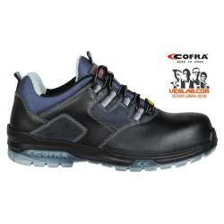 CHAUSSURES SECURITE COFRA RAP BLACK S3 ESD SRC