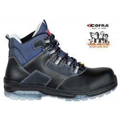 COFRA FUNK BLACK S3 ESD SRC SAFETY BOOTS
