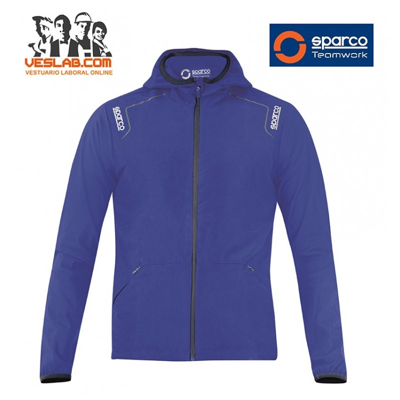 Sparco New Wind Stopper Blue Size M