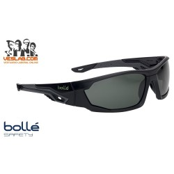 BOLLE SAFETY MERCURO SMOKED SAFETY GLASSES