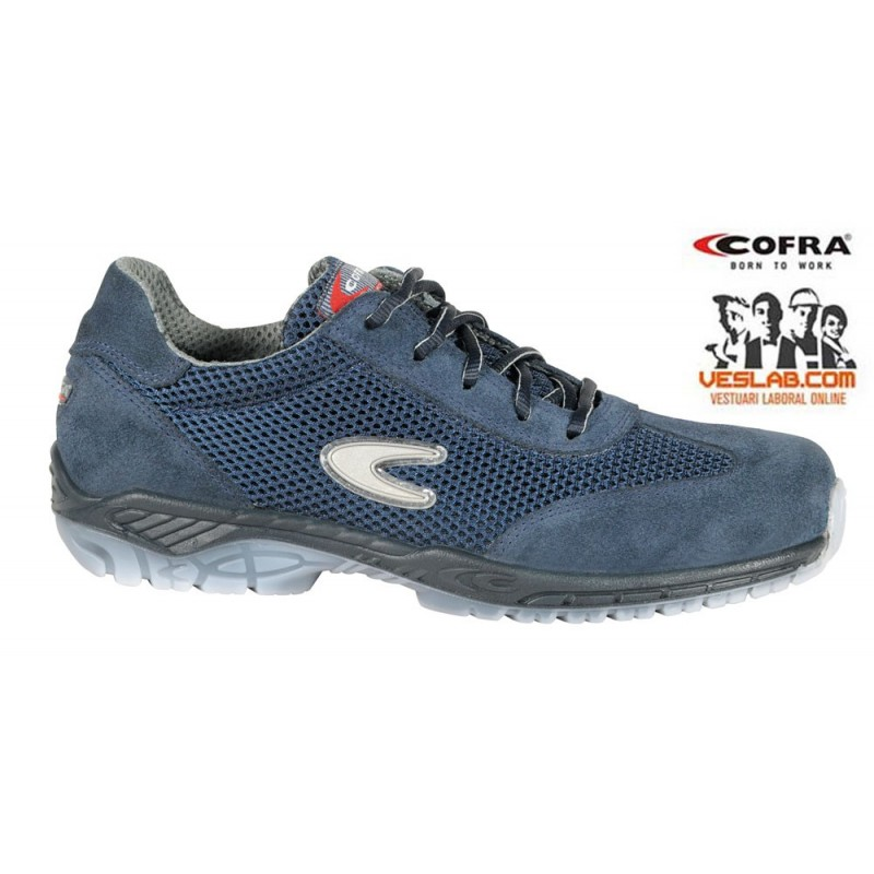 COFRA WALKOVER S1 P SRC SAFETY SHOES
