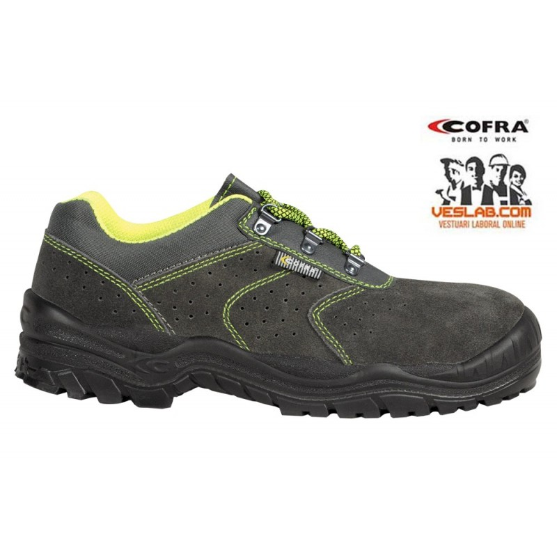 COFRA RIACE S1 P SRC SAFETY SHOES