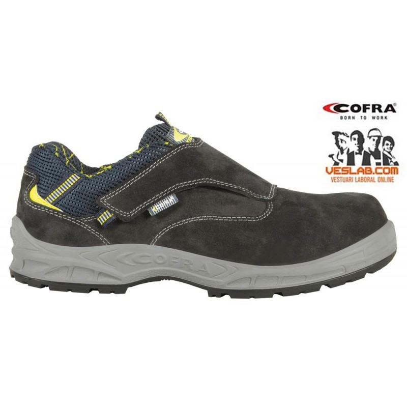 COFRA PERUGIA S3 SRC SAFETY SHOES