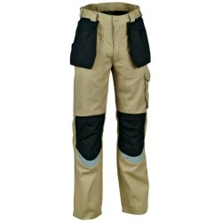 WORK TROUSERS COFRA CARPENTER