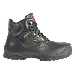 COFRA HURRICANE BLACK UK S3 WR SRC SAFETY SHOES