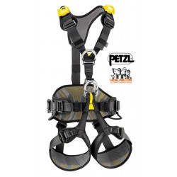 PETZL AVAO BOD FALL ARREST HARNESS, SUBJECTION AND SUSPENSION