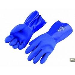 GUANTS GUY COTTEN BN 30 BLUE