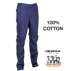 WORK TROUSERS COFRA ERITREA