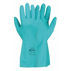 CHEMICAL PROTECTION HEAVY-NIT GLOVES (12 ut.)