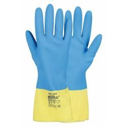 CHEMICAL PROTECTION FANCY DU GLOVES (12 ut.)