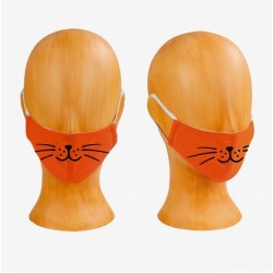 "PROTECTIVE MASK ""CAT"" FOR CHILDREN"