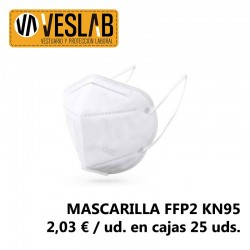 PROTECT MASK KN95 (PACK 25 uts.)