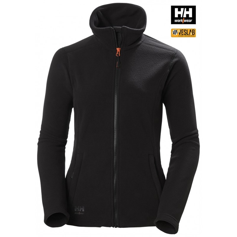 W LUNA FLEECE JACKET