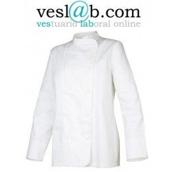 CLASSIC COOK JACKET COTTON NANOTEX FOR WOMAN