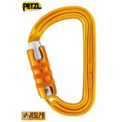 PETZL SM'D TRIACT-LOCK ULTRALIGHT CARABINER
