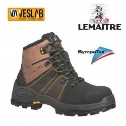 LEMAITRE VIBRAM TREK BRUN S3 SAFETY BOOTS