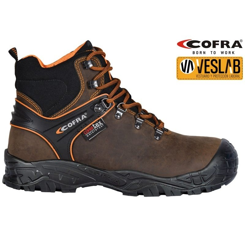 COFRA ANDE UK S3 WR SRC SAFETY BOOTS