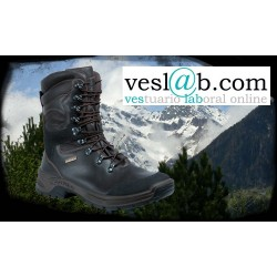 TREKKING BOOTS BHUTAN BROWN (Non safety)
