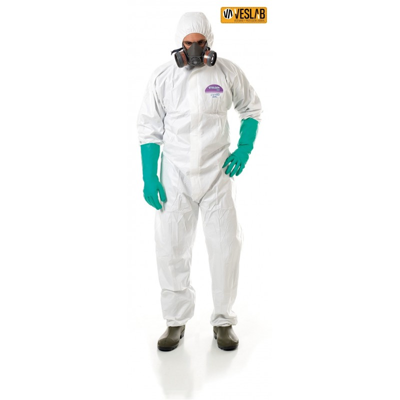 CHEMICAL PROTECTION DISPOSABLE SUIT
