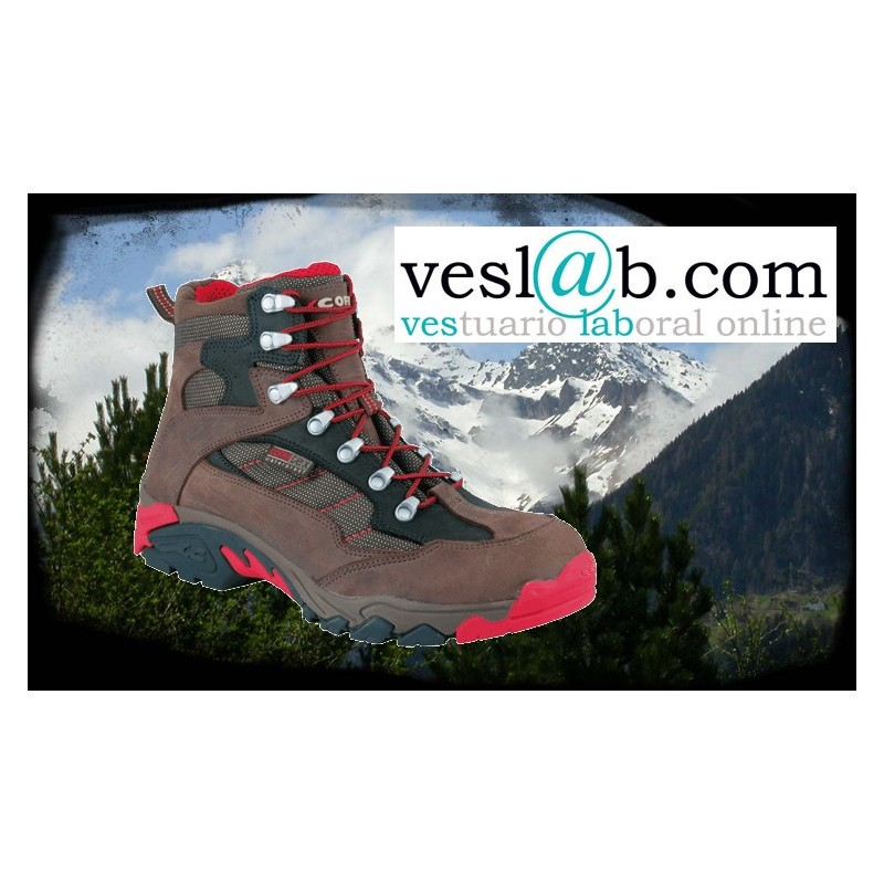 BOTAS OUTDOOR DARKNESS (No seguridad)
