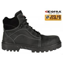 COFRA OAKLAND BLACK S3 HI CI HRO SRC SAFETY BOOTS