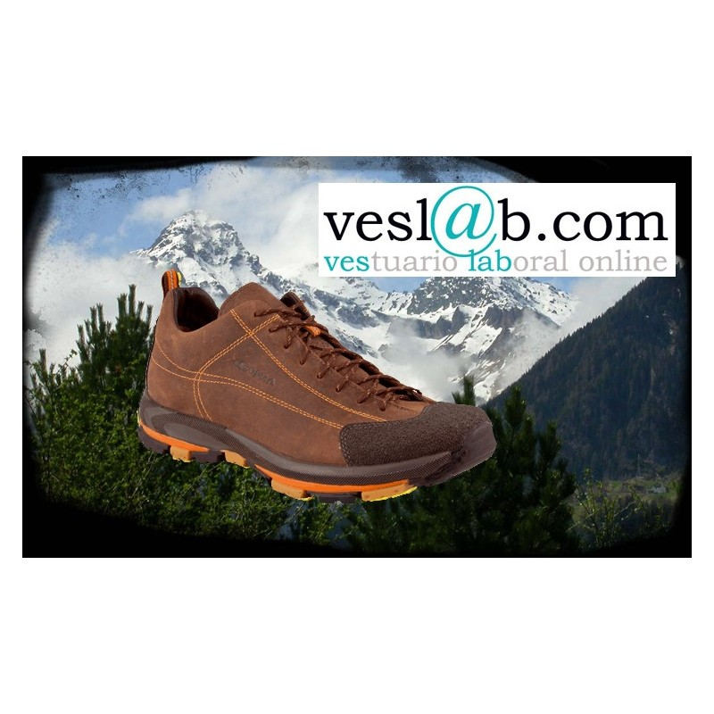CALZADO TRAIL RUNNING RIVER BROWN (No seguridad)