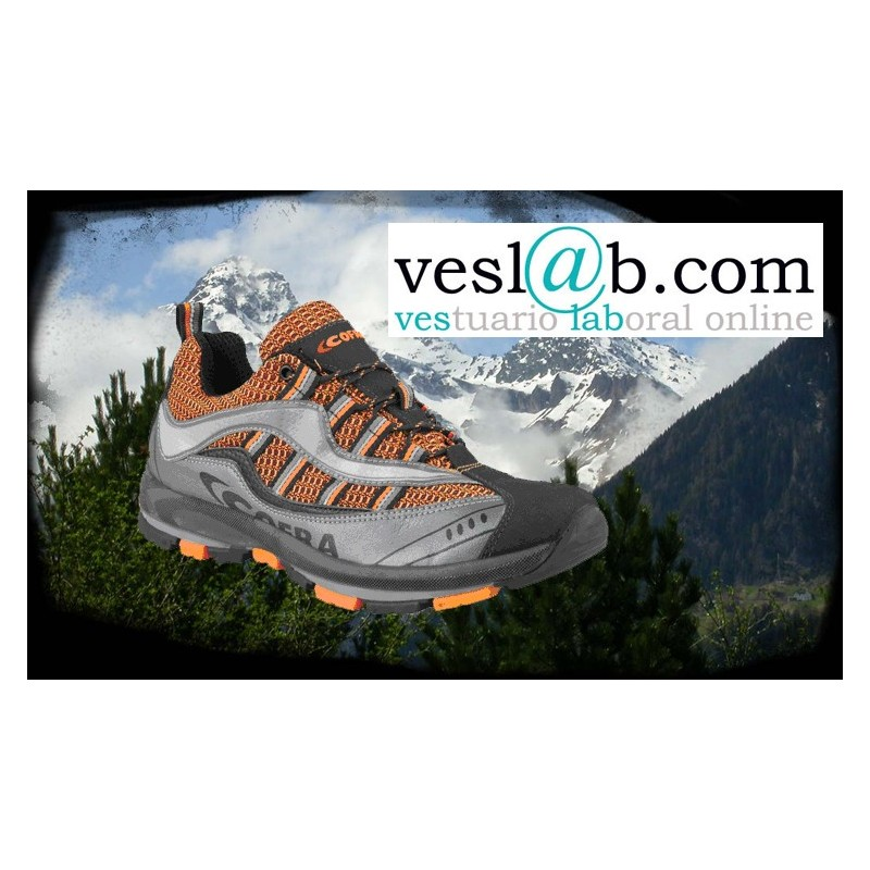 COFRA SLOPE ORANGE TRAIL TRAINER (Non safety)