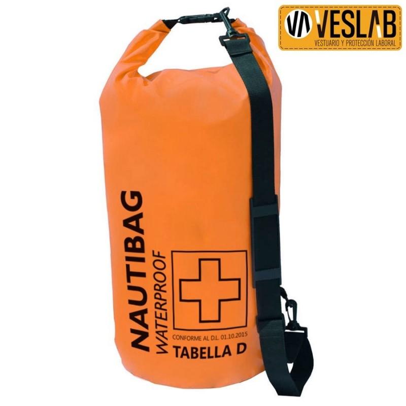 WATERPROOF FIRST AID NAUTICAL BAG