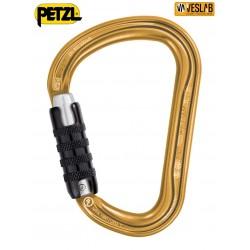 PETZL WILLIAM TRIACT-LOCK OR CARABINER