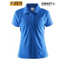 POLO PIQUE CRAFT CLASSIC MUJER