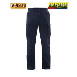BLAKLADER 1457 2 WAY STRETCH TROUSERS