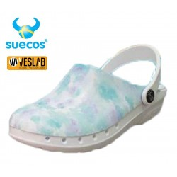 SUECOS ODEN WATER FLOWERS CLOG