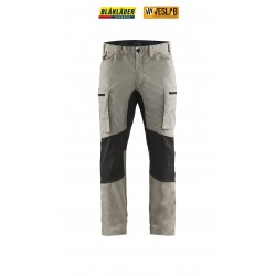 MAINTENANCE + STRETCH TROUSERS