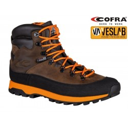 TREKKING COFRA PRO HUNTER L. BROWN BOOTS (Non safety)