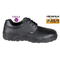 COFRA ICARO BLACK S3 SRC SAFETY SHOES