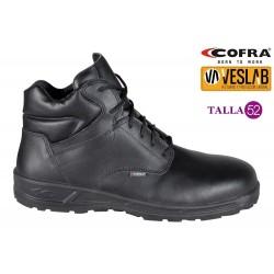 COFRA DELFO BLACK S3 SRC SAFETY SHOES