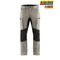 MAINTENANCE TROUSERS + STRETCH