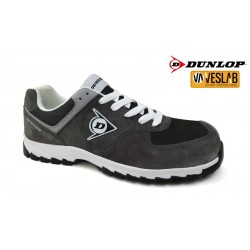DUNLOP FLYING ARROW SAFETY SHOES GREY CHARCOAL