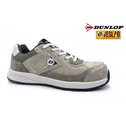 DUNLOP FLYING LUKA SAFETY SHOES GREY