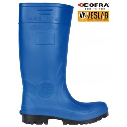 NEW FISHER S5 CI SRC SAFETY BOOTS