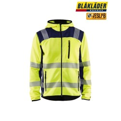 KNITTED HIGH VIS JACKET