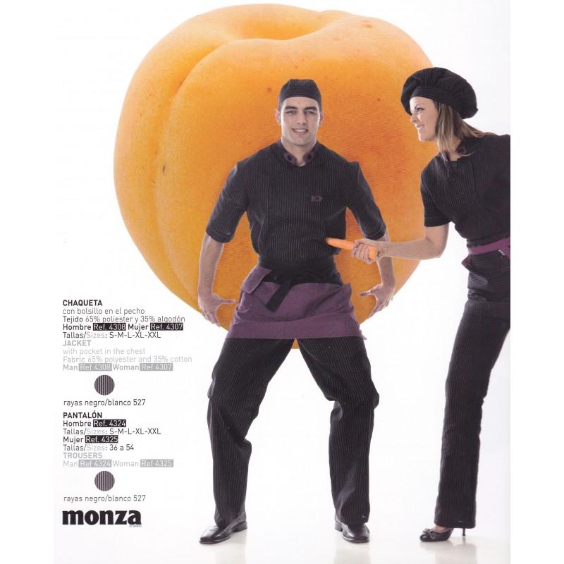 PANTALÓN COCINERO MONZA ref.4324