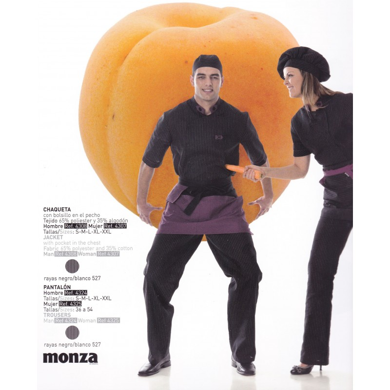 PANTALONS CUINER MONZA ref.4324