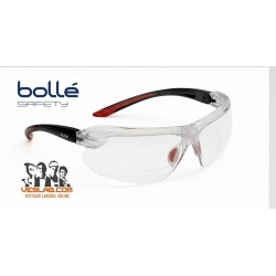 BOLLÉ IRIS-S INCOLORE SAFETY GLASSES