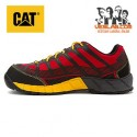 CALZADO CATERPILLAR STREAMLINE CT S1P TRUE RED/BLACK