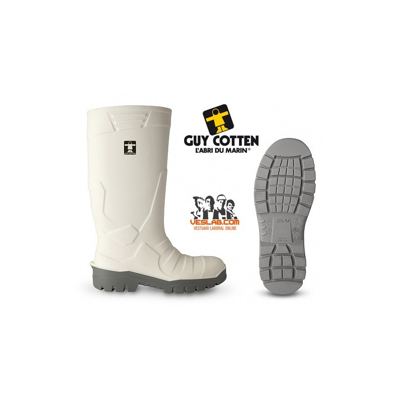 BOTAS DE AGUA SEGURIDAD GUY COTTEN SAFETY S4